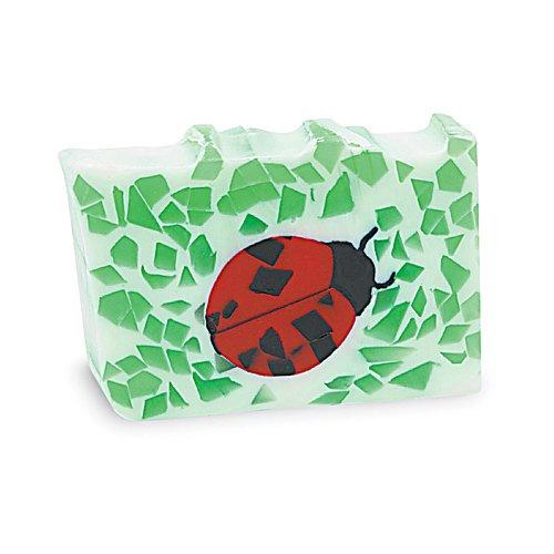 Primal Elements Lady Bug 6.0 Oz. Handmade Glycerin Bar Soap