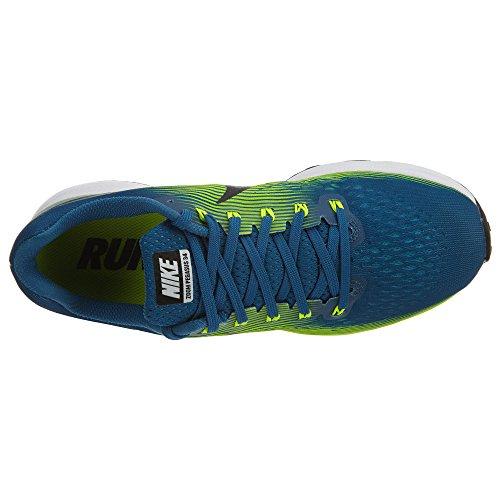 Nike Air Zoom Pegasus 34, Zapatos para Correr para Hombre Verde