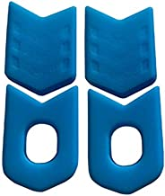 Bike Boot Crank Cover, Cycling Protector Cover, Crank Armor Silicone Covers Bicycle Crank Protection Sleeve Ar