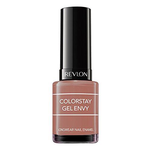 Revlon ColorStay Gel Envy Longwear Nail Enamel, 2 Of A Kind, 0.4 Fl Oz (1 Count)