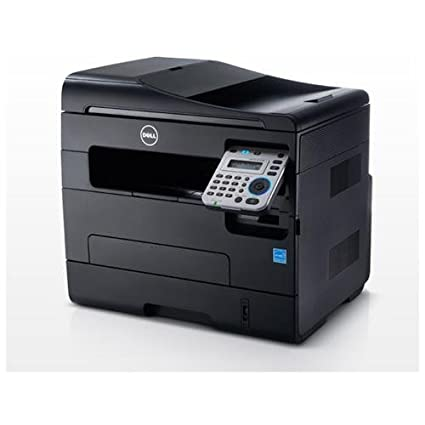 Dell B1265dfw Laser Multifunction Wireless All-in-One Printer -  Fax/Scan/Copy/Print - Monochrome