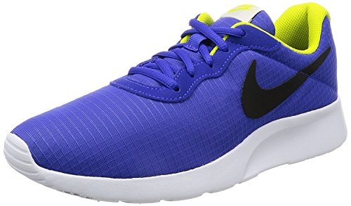 Nike Men's Tanjun Running Shoe, blu, 41 D(M) EU/7 D(M) UK