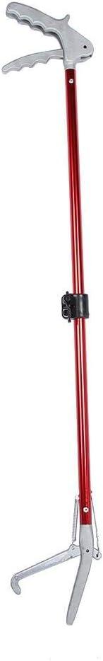 Sheens Professionelle Faltschlangenzange Reptile Catcher Stick Grabber Tool mit Zick-Zack-Backe
