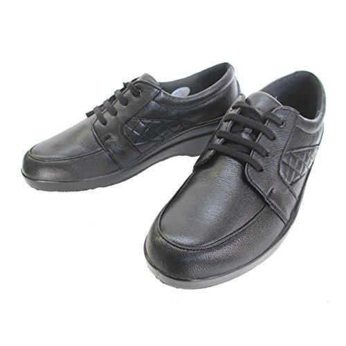 ビュッフェ本体段階[ボン ステップ] Bon Step 5673 レディース ウォーキングシューズ 日本製 仕事靴 通勤靴 トラベルシューズ コンフォート