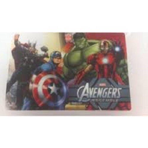 1 X Avengers Assemble Placemat