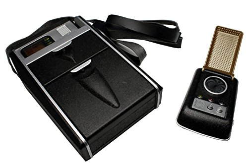 - DIAMOND SELECT TOYS Star Trek: Communicator and Tricorder, 2-Pack