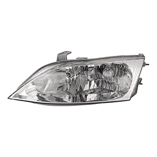 HEADLIGHTSDEPOT Compatible with Lexus ES300 Without Hid Headlight OE Style Replacement Headlamp Driver Side New ()