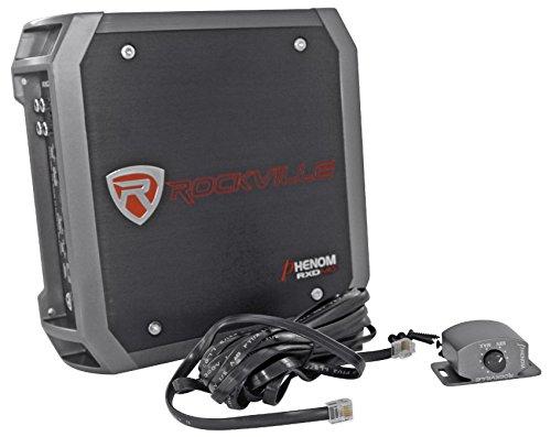 Rockville Rxd-m0 1200W/600W RMS Mono Class D 1 Car Audio (600w Mono Subwoofer)
