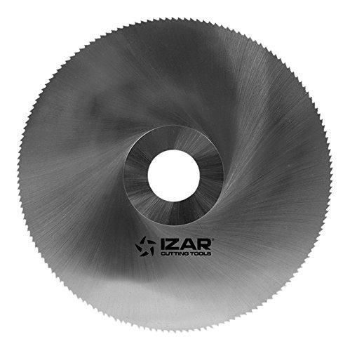 IZAR 64829 Fraise Scie circulaire pour mé taux HSS DIN1837N forme-125 x 22 x 1, 00 Z160