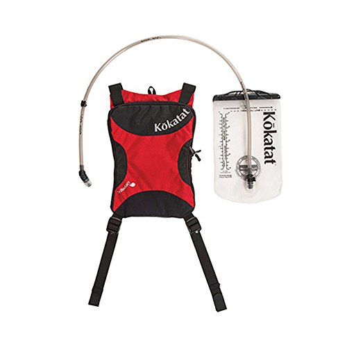 Kokatat Tributary Lifejacket Hydration System Pack-Red