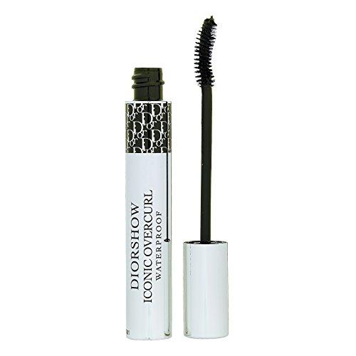 Christian Dior Iconic Overcurl Waterproof Mascara, No. 091 Over Black, 0.33 (Christian Dior Waterproof Mascara)