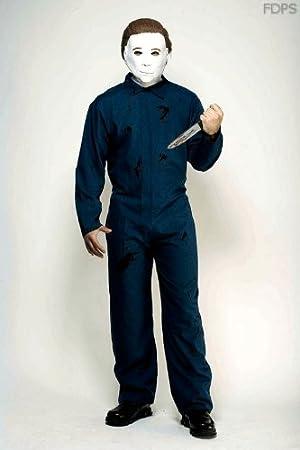 Desconocido Disfraz Traje Vestimenta de Michael Myers 111cm ...