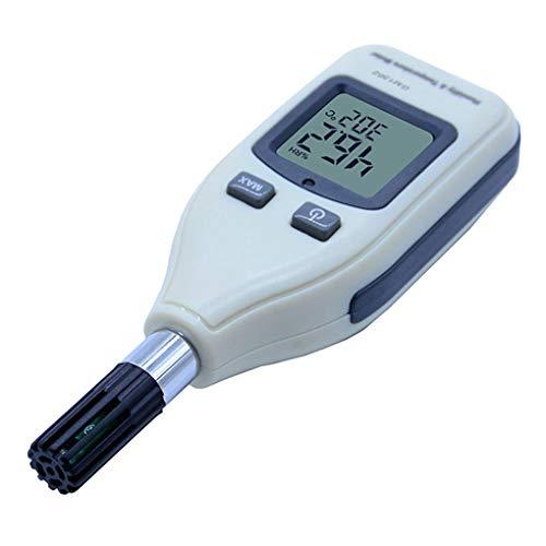 Multifunctionl LCD Display Mini Humidity Temperature Thermometer Meter Gauge for Indoor Outdoor
