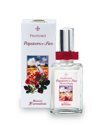 Speziali Fiorentini Eau De Parfum Spray, Fig and Poppy, 1.7 Ounce ()