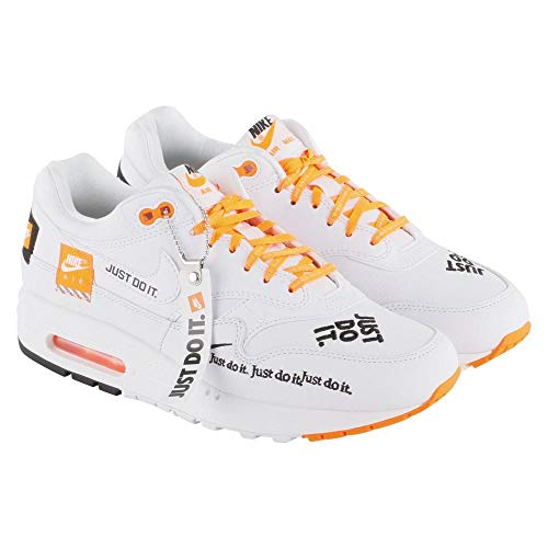 Air 100 Orange Wmns Para De black 1 Mujer total Gimnasia Lx Blanco white Max Nike Zapatillas 5Z4xn66w
