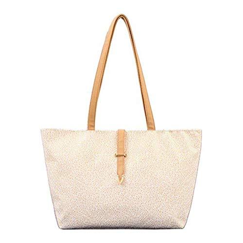 [メロウワールド] レディース ハンドバッグ Tiffany Vine Embossed Tote Handbag [並行輸入品] B07DJ152X6  One-Size