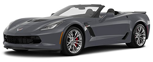 2018 Chevrolet Corvette Grand Sport 1LT, 2-Door Convertible, Watkins Glen Gray Metallic