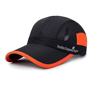 Gisdanchz 7-7 1/2 Quick Dry Breathable Ultralight Running Hat for Sport