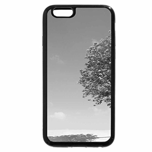 iPhone 6S Case, iPhone 6 Case (Black & White) - We will go with you