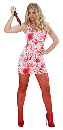 Ladies Bloody Mary Costume Small Uk 8-10 For Halloween Living Dead Fancy Dress]()