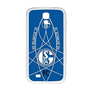 Happy FC Schalke 04 Brand New And Custom Hard Case Cover Protector For Samsung Galaxy S4