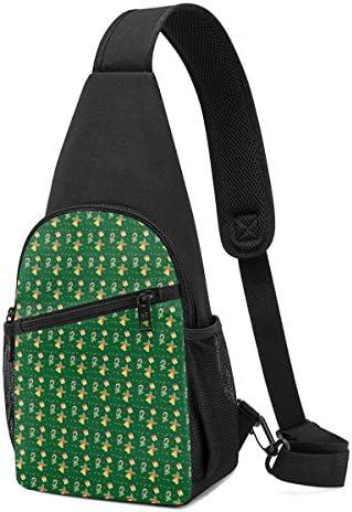 ボディ肩掛け 斜め掛け メリークリスマス ショルダーバッグ ワンショルダーバッグ メンズ 軽量 大容量 多機能レジャーバックパック