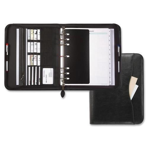 82831 Day-Timer Avalon Zipper Starter Set Organizer - Monthly - 8.50