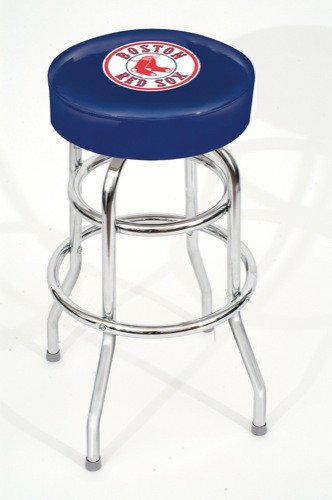 Imperial International Boston Red Sox Bar Stool
