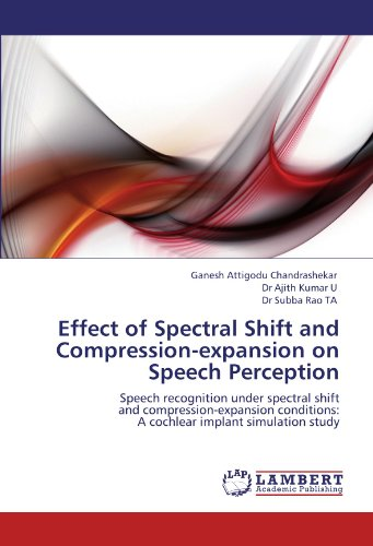 (Effect of Spectral Shift and Compression-expansion on Speech Perception: Speech recognition under spectral shift and compression-expansion conditions: A cochlear implant simulation study)