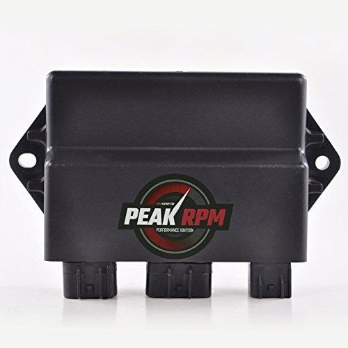 Raptor Oem Parts - High Performance CDI Box for Yamaha YFM 660 Raptor 2001   OEM Repl.# 5LP-85540-00-00 5LP-85540-10-00 Black Box YFM660R 660R