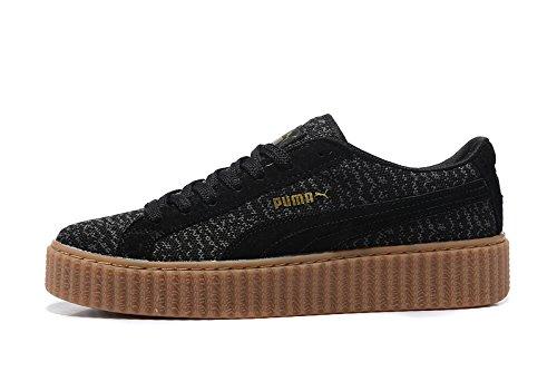 Puma X Rihanna Creeper Womens, (7NOHJVZE62RJ), 38: Amazon.es: Zapatos y complementos
