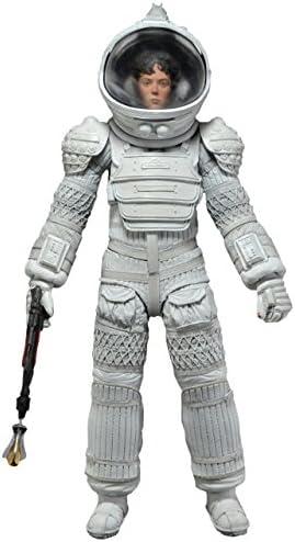 Thierry Mugler Alien 5138217,8cm série 4Ripley Blanc Nostromo Spacesuit Version Figure