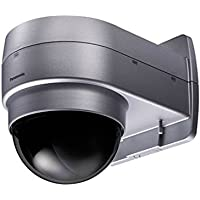 PANASONIC VIDEO WVQ154S WALL MOUNT BRACKET WITH SMOKED DOME