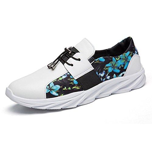 sport Homme Blanc course sneakers basket badminton chaussure légère de mode chaussure running tennis jogging loisir de fitness qgwagrEx