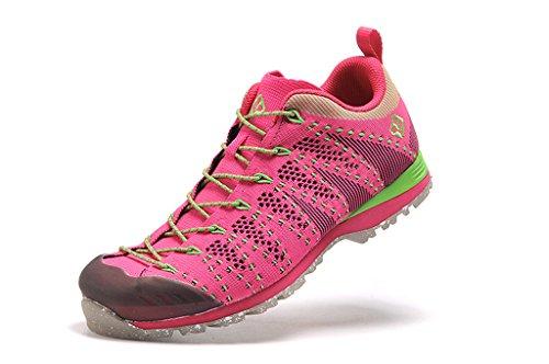 senximaoyi® Damping Breathable Absorbent Non-slip Wear-resisting Jogging Shoes Pink
