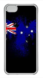 iPhone 5c case, Cute England iPhone 5c Cover, iPhone 5c Cases, Hard Clear iPhone 5c Covers