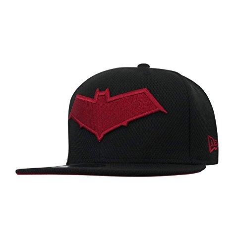 Red Hood Logo 9Fifty New Era Snapback Cap (Dc Comics Red Hood Hat)