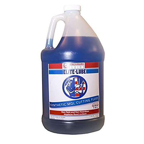 Benchmark Fluids Elite-Lube 1 gal Synthetic MQL Cutting Fluid 1 gal Jug for cheap