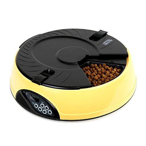 automatic-pet-feeder-lcd-digital-smart-programmable-timer-cat-dog-food-feeder-6-meals-yellow