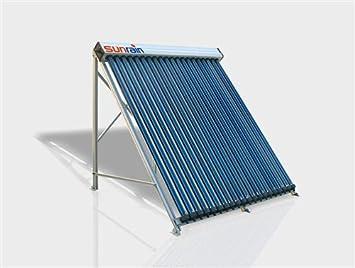 Sunrain Solar tubo de vacío collector- 20 Tubo Calentador de agua solar