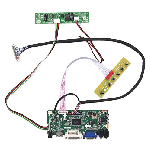 VSDISPLAY HDMI Audio LCD Controller Board M.NT68676 Fit for 17