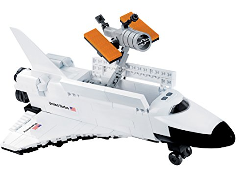 COBI Smithsonian Space Shuttle Discovery