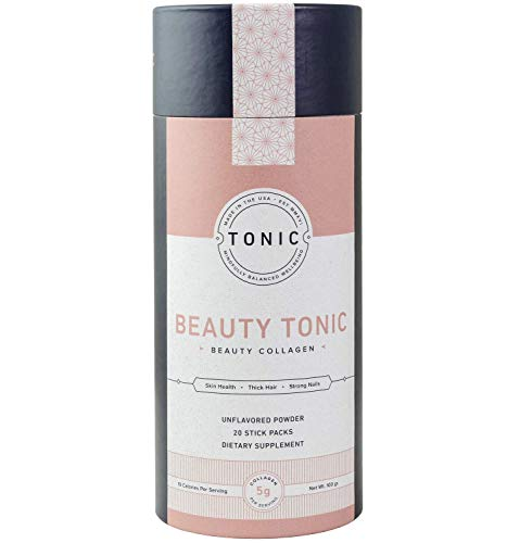 TONIC Collagen Supplement Cellulite Unflavored product image