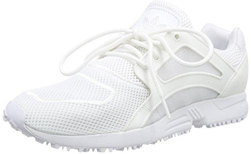 Coureur Adidas Hommes Lite Espadrilles Blanches (ftwwht / Ftwwht Ftwwh)