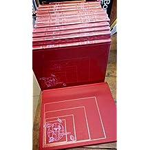 L'univers en couleurs - 12 volumes : dictionnaires en 4 volumes - Atlas de la France et du monde - La terre - l'Homme - les techniques - l'histoire du XVIIIe siècle à nos jours - l'histoire des origines à Louis XIV - l'univers et les sciences -