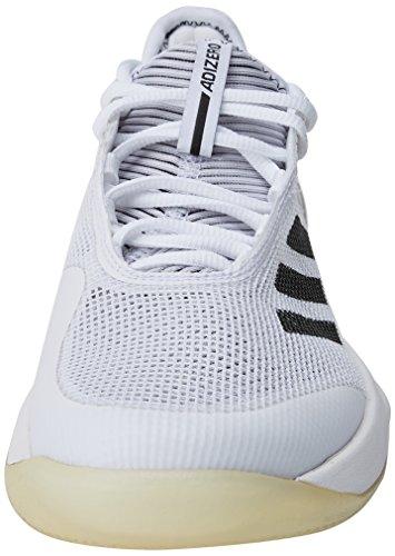 adidas Adizero Ubersonic 3, Scarpe da Tennis Donna Bianco (Ftwbla / Negbás / Ftwbla 000)