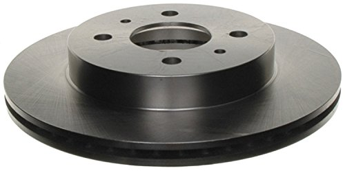 ACDelco 18A434A Advantage Non-Coated Front Disc Brake Rotor ()