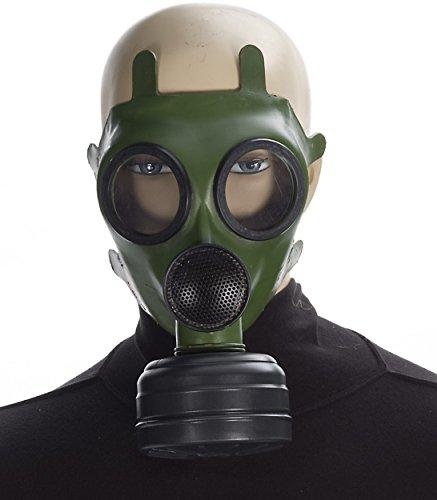 Gas Mask -