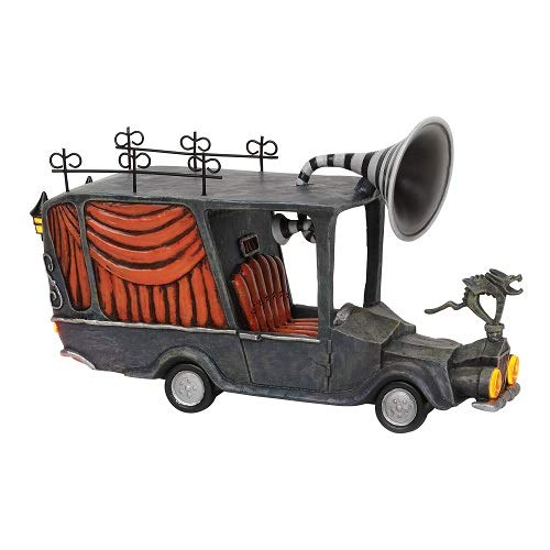 Department 56 Nightmare Before Christmas VLG The Mayor's Car Figurine #6003314 by Department 56