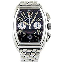 Franck Muller Conquistador swiss-automatic mens Watch 8002 CC (Certified Pre-owned)
